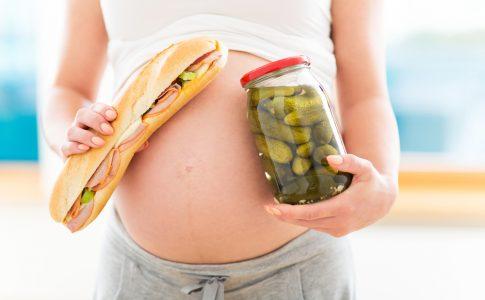 voeding tijdens zwangerschap