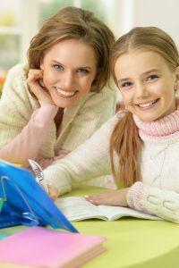 Thuis Helpen met schoolwerk