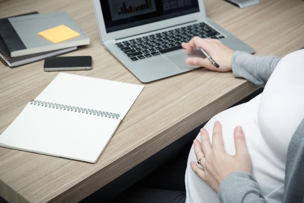 Zwanger zelfstandig ondernemer