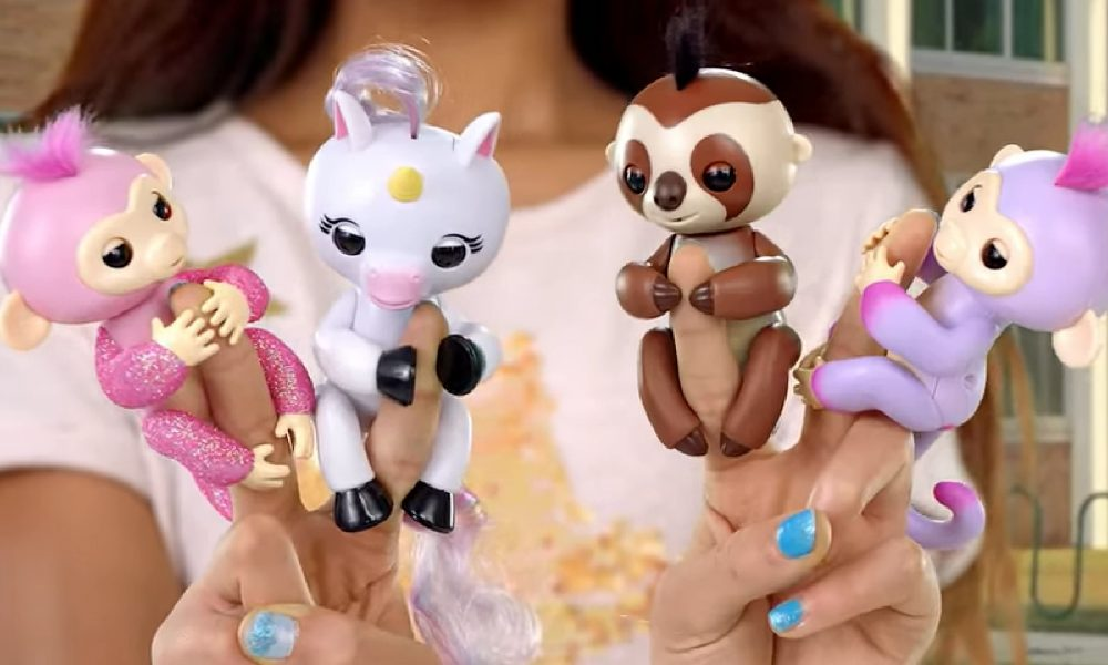 Fingerlings De Nieuwste Serie Aapjes Unicorns Review 2018