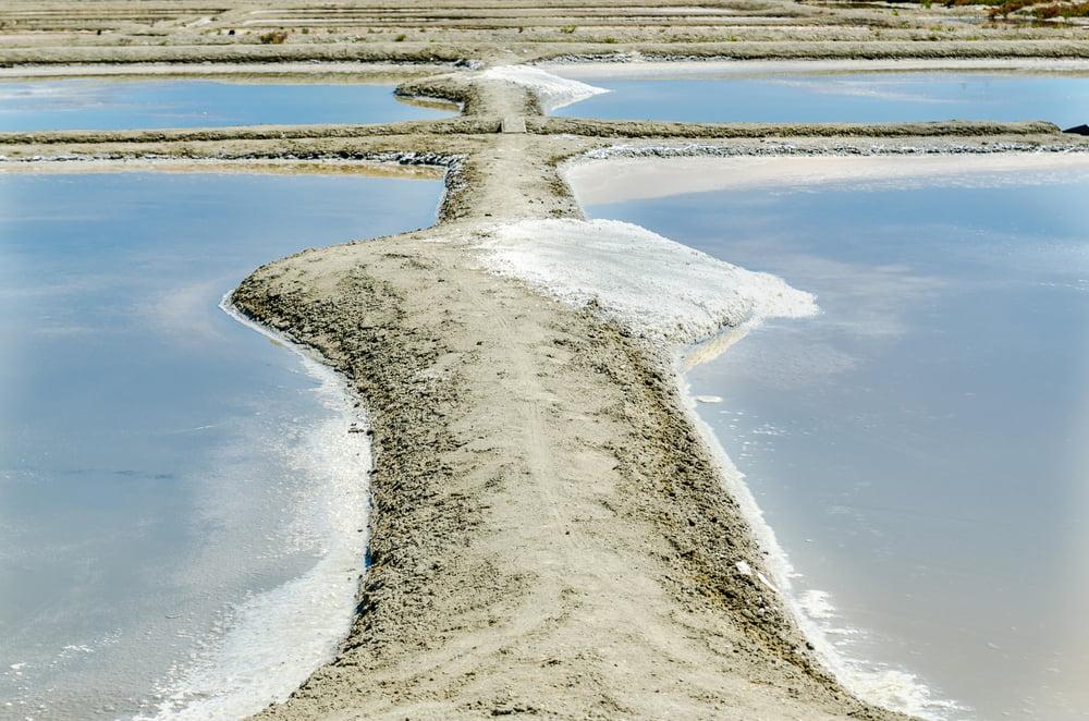 zoutvlaktes Guérande