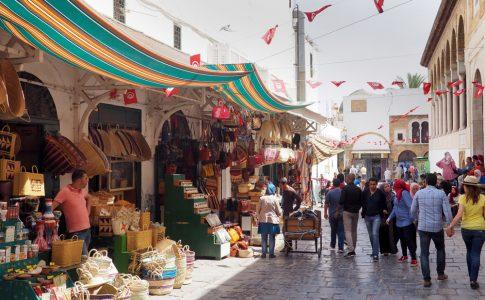 Tunesië met kinderen