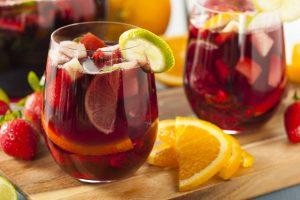 alcohol vrije sangria