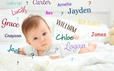 Baby naam kiezen