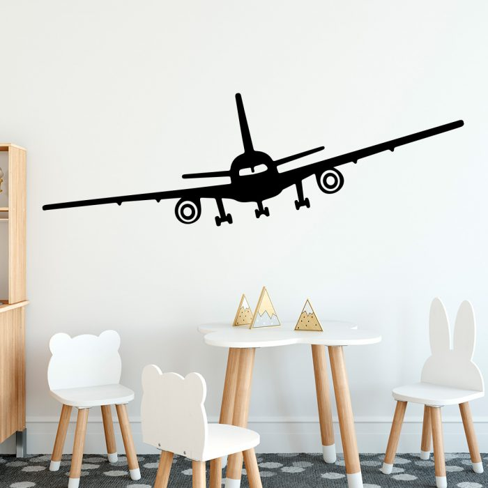 vliegtuig-muursticker-boeing-747-kinderkamer-wit-zwart-kleur-goedkoop-dubbeldekker-700x700