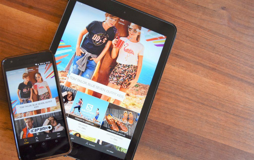 Zalando Lounge app
