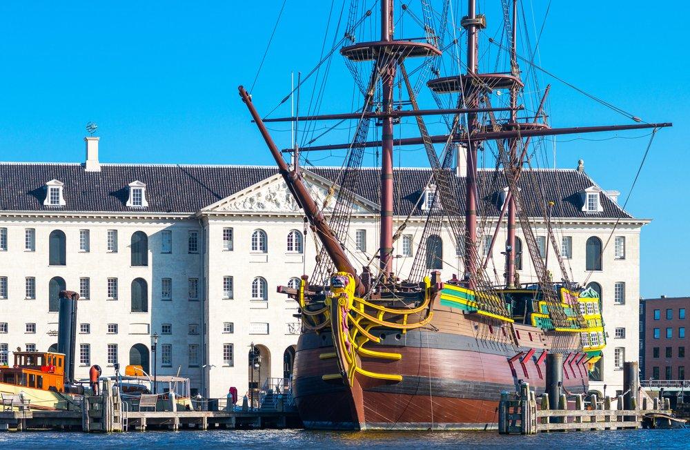 Het Scheepsvaartmuseum