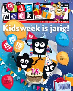 kidsweek jubileum