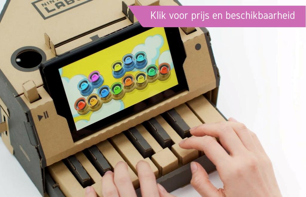 Toy Con piano