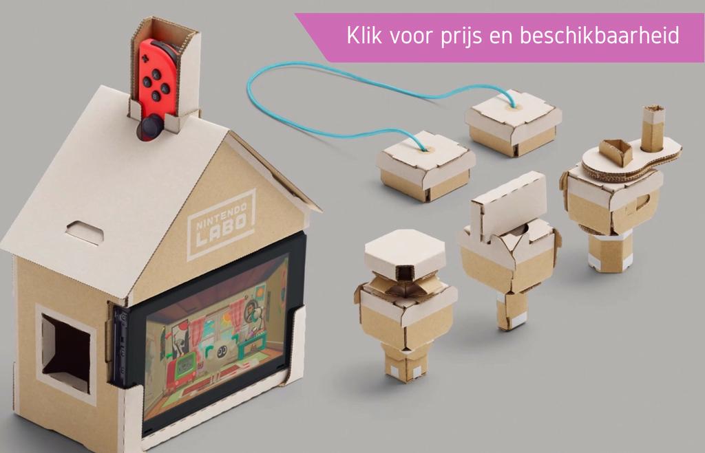 Toy Con Huis