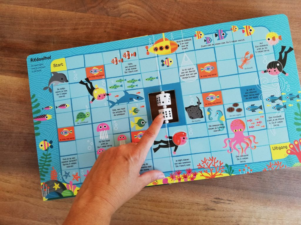 de wereld rond met spelletjes