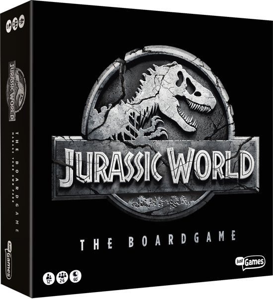 Jurassic World the Boardgame