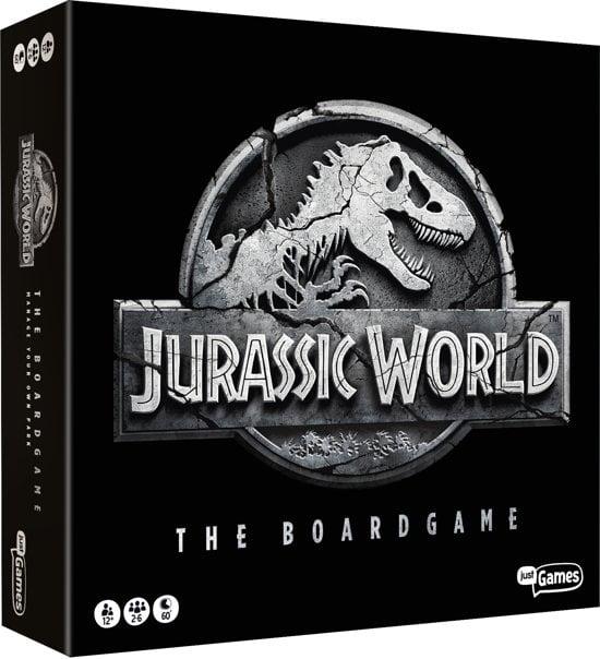 Jurassic World the Boardgame