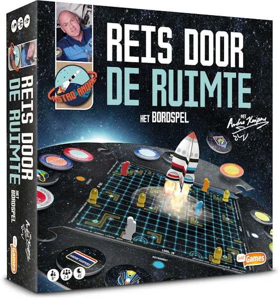 Reis door de ruimte met André Kuipers