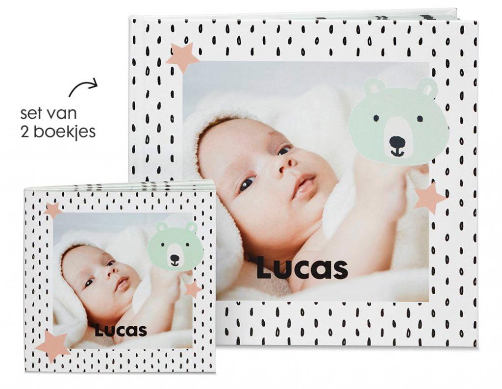 Babyboekje HEMA beer