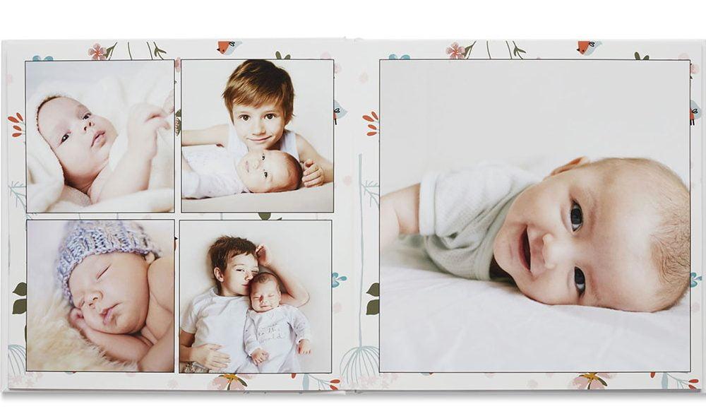 Baby Fotoboek 70 Creatieve Ideeën En Voorbeelden Moedersnu