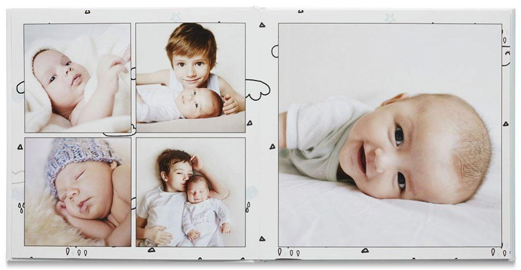 Babyboekje HEMA