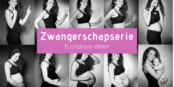Zwangerschapserie