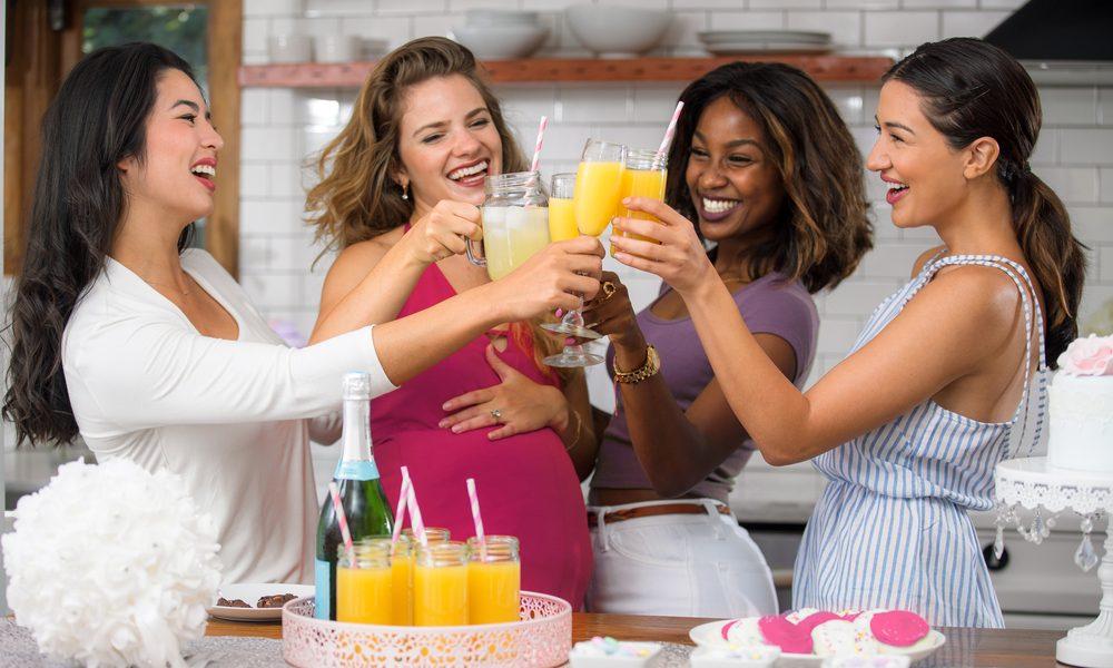 zwanger cocktails