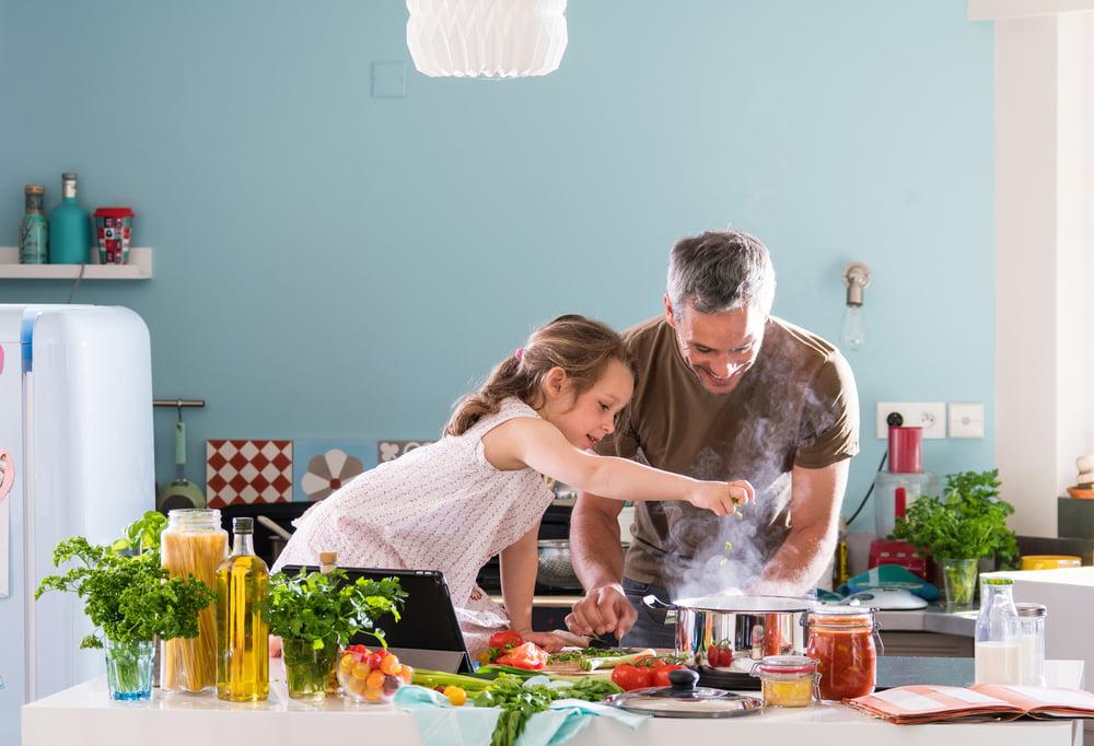 De familiebox voor gezinnen