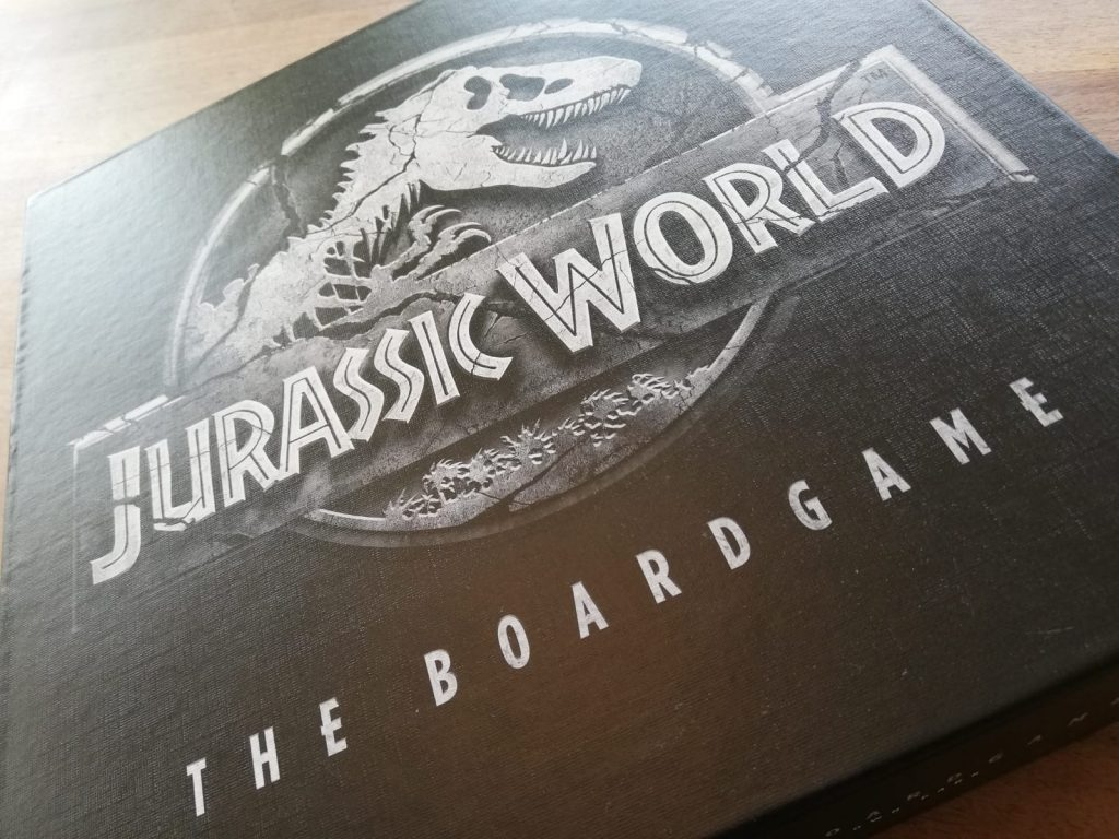Jurassic World bordspel