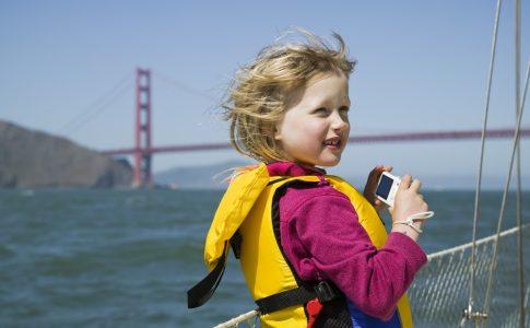 San Francisco met kinderen