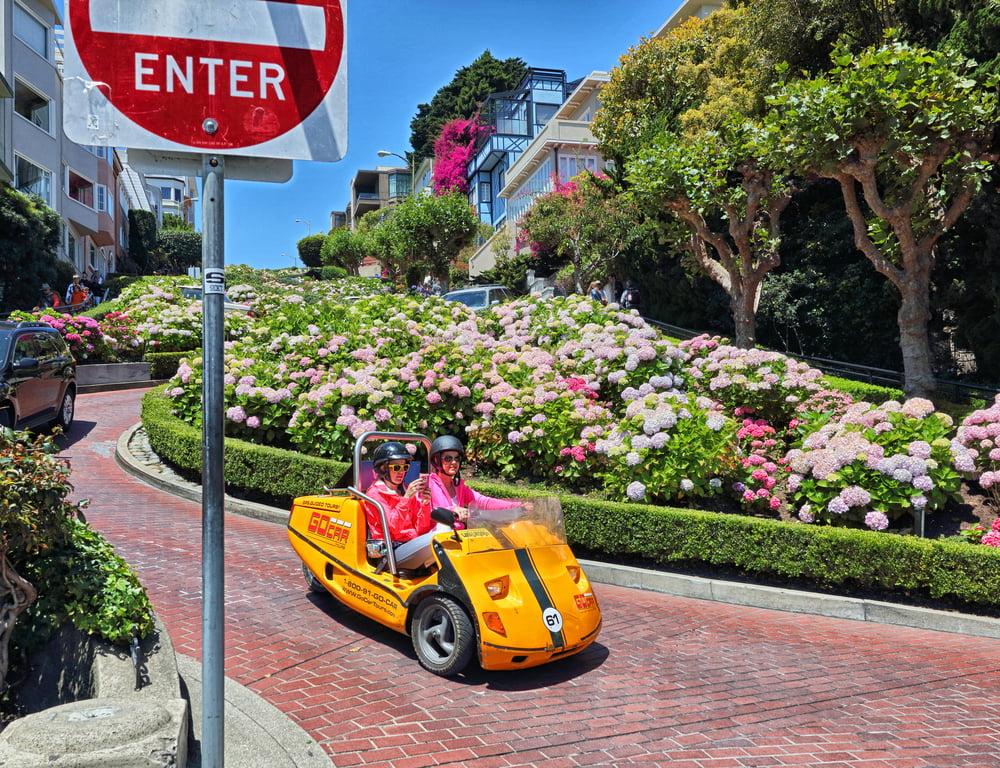 Go car San Fransisco