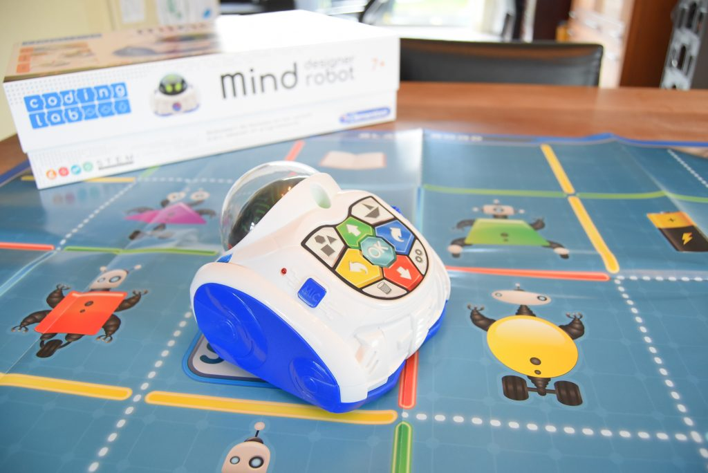 Mind Robot Desinger Clementoni