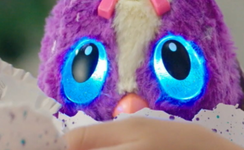 Uitbroeden Hatchimals 20128