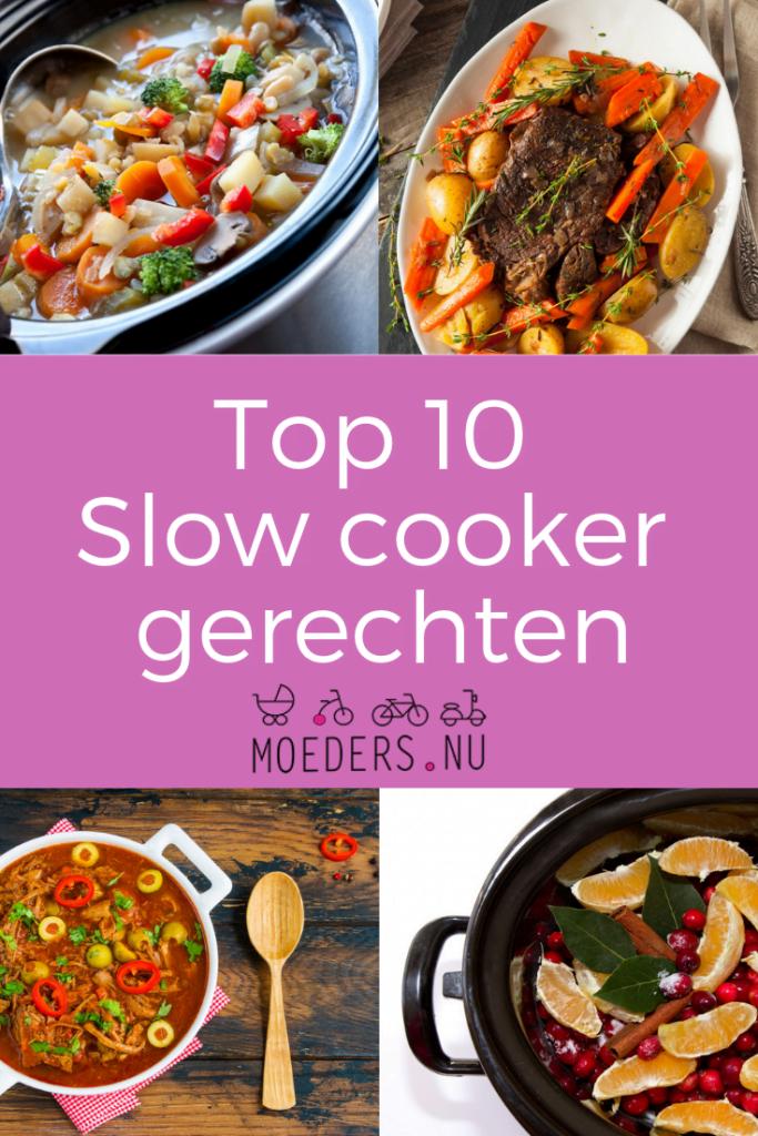Top 10 slow cooker gerechten