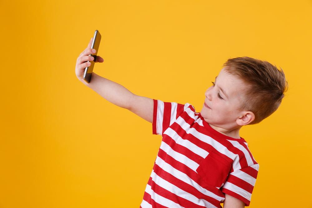 smartphone voor kind