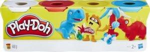 Play-Doh 4 kleuren potjes