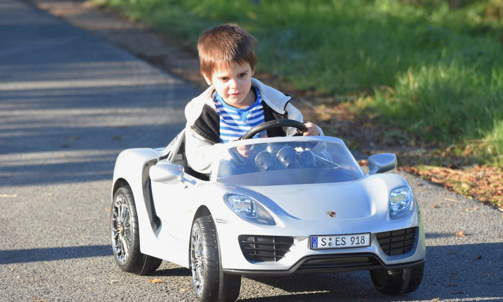 Rollplay Porsche