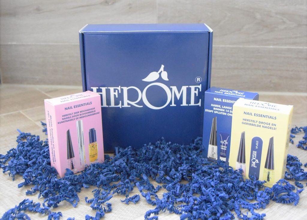 Herôme nail essentials cadeau set