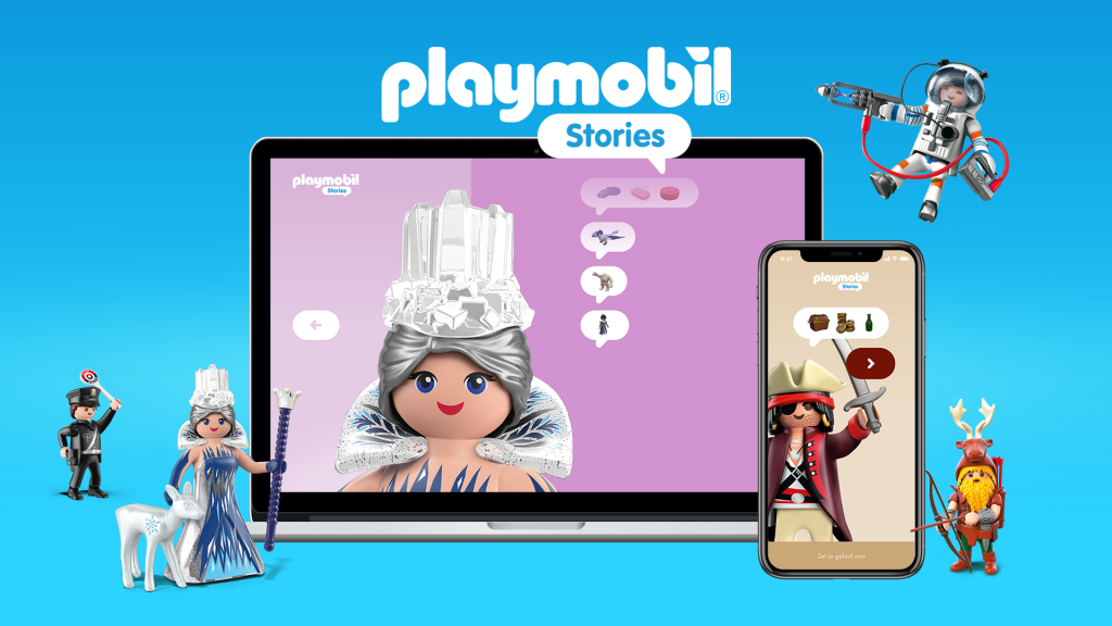 #PlaymobilLuisterverhalen
