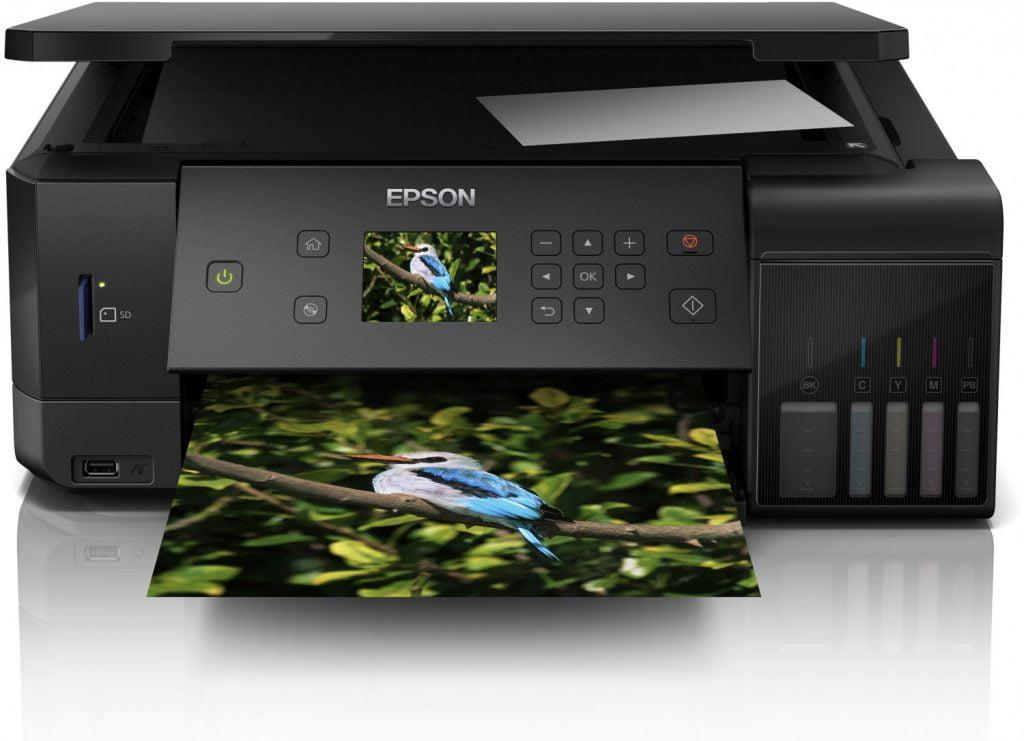 Printen met ecotank