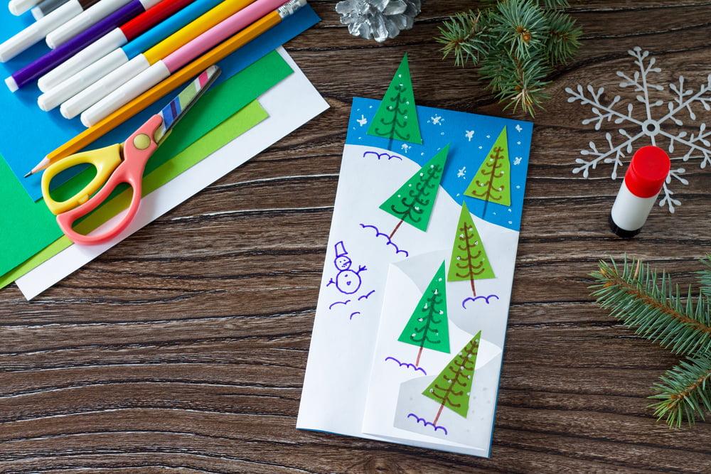 kerst knutselen basisschool