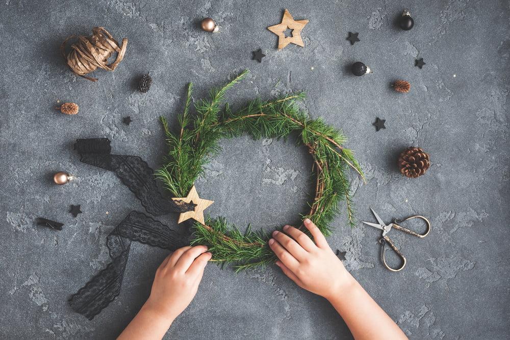 knutselen voor kerst