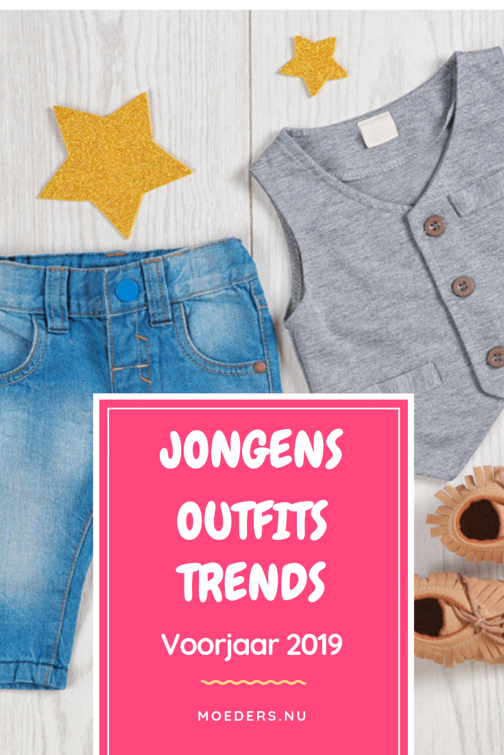 Jongens Outfits trends 2019