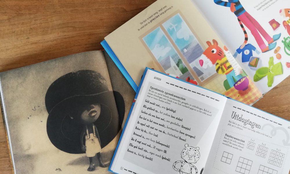 Kinderboeken februari