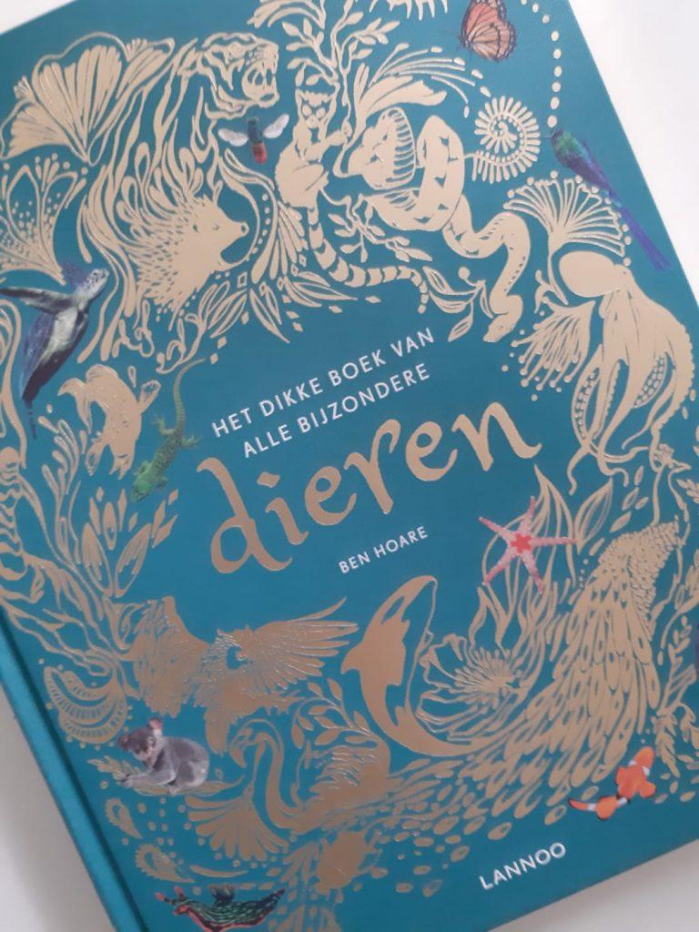 het grote boek van alle bijzondere dieren