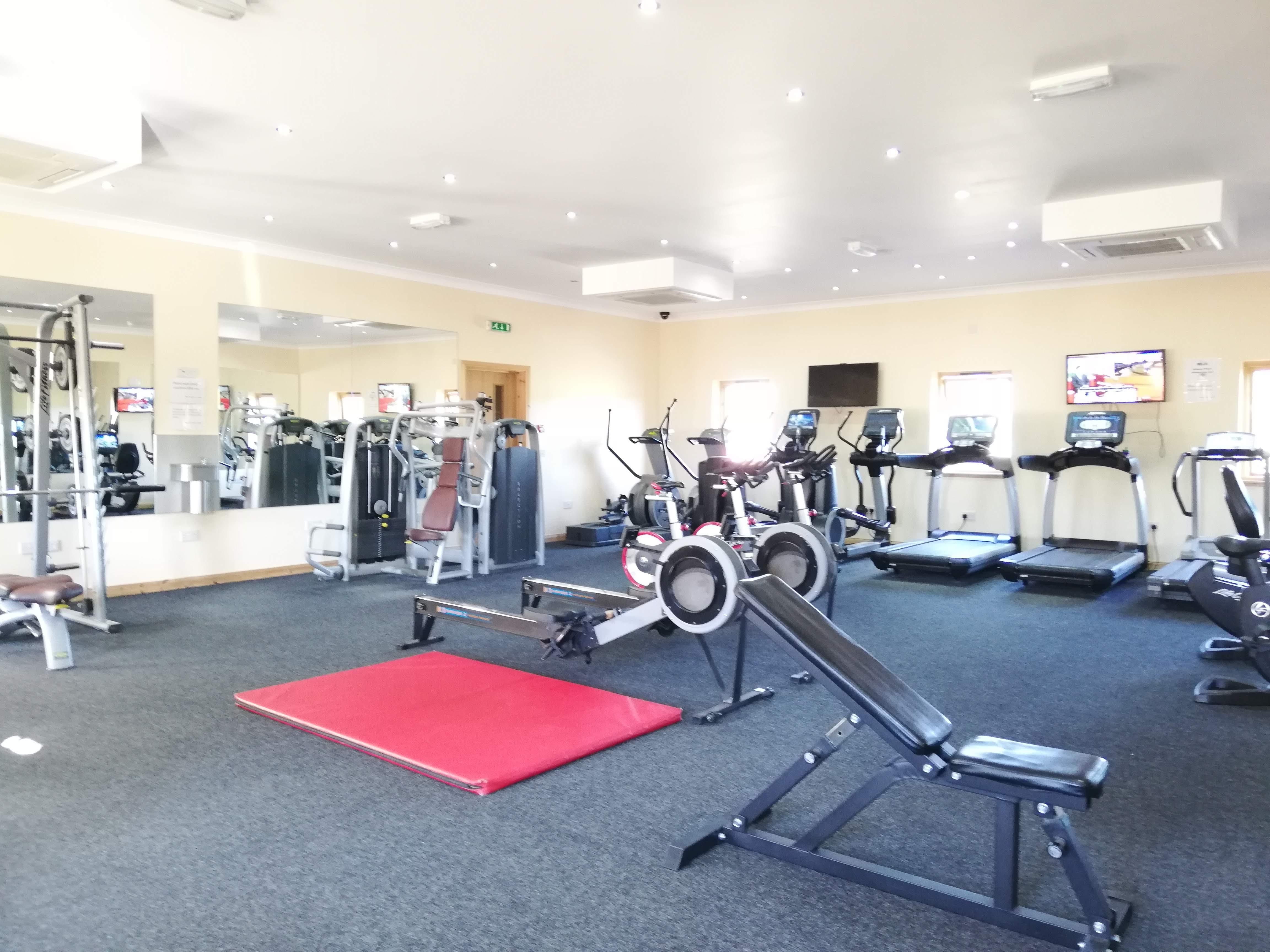 Gym Landal Schotland