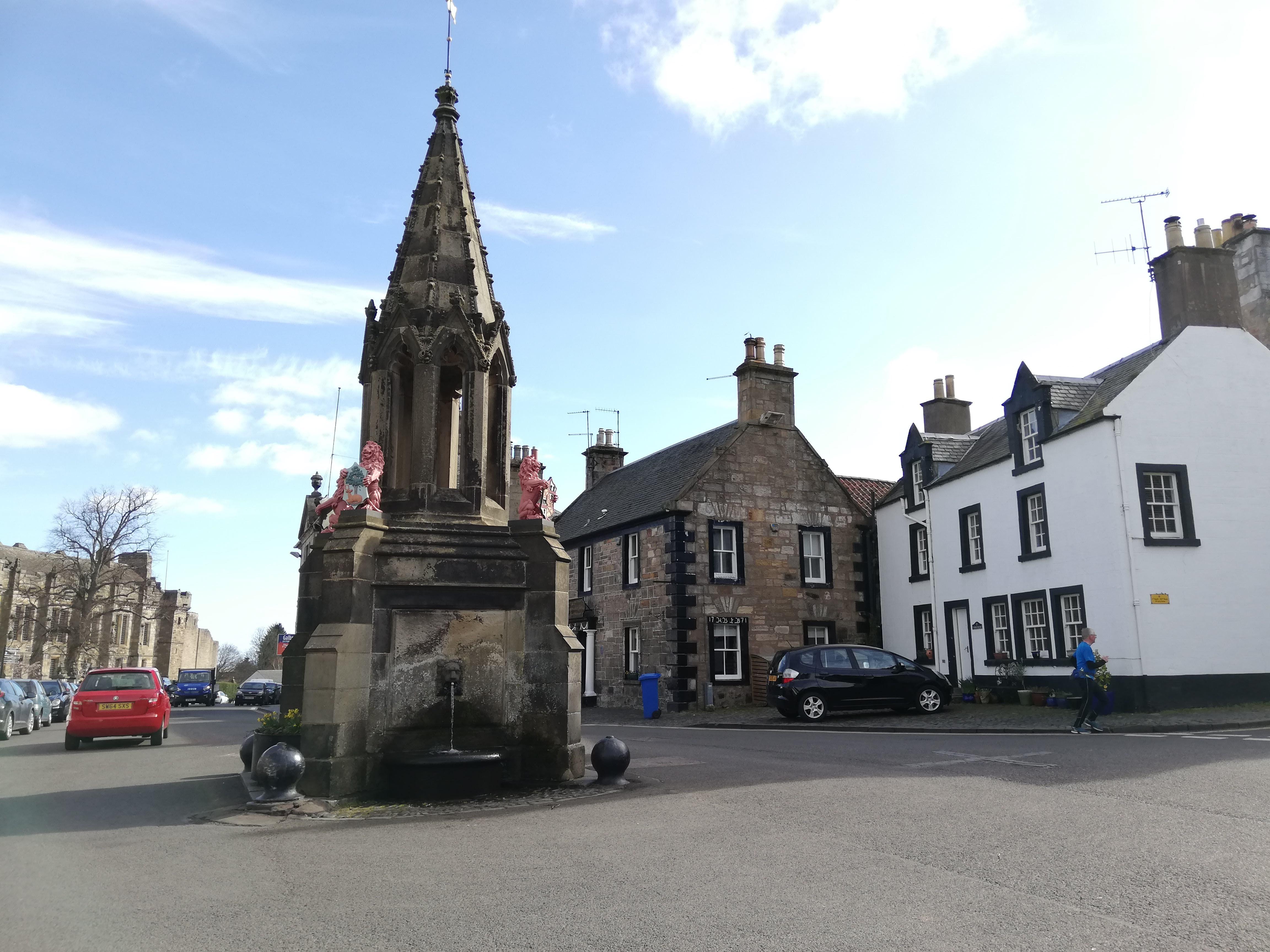 Outlander locaties Schotland