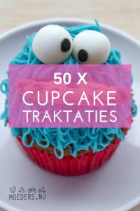 Cupcake traktatie inspiratie