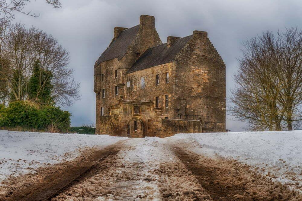 Outlander's Lallybroch