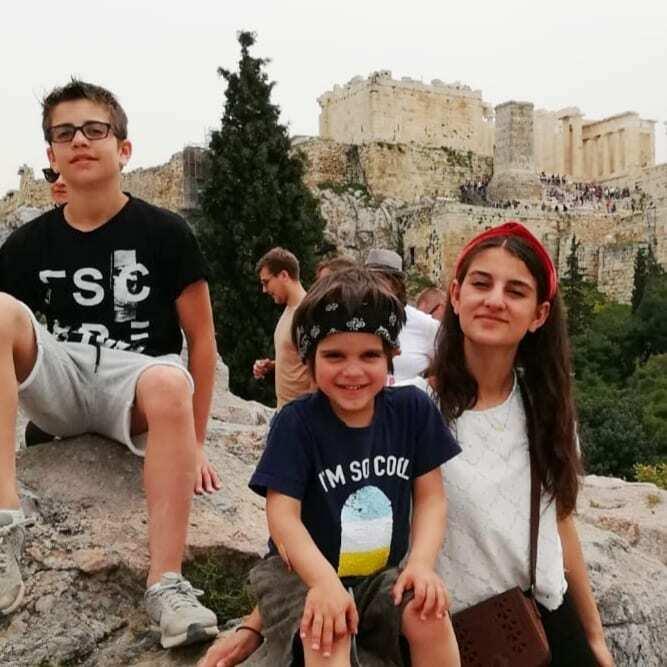 Vasteland griekenland