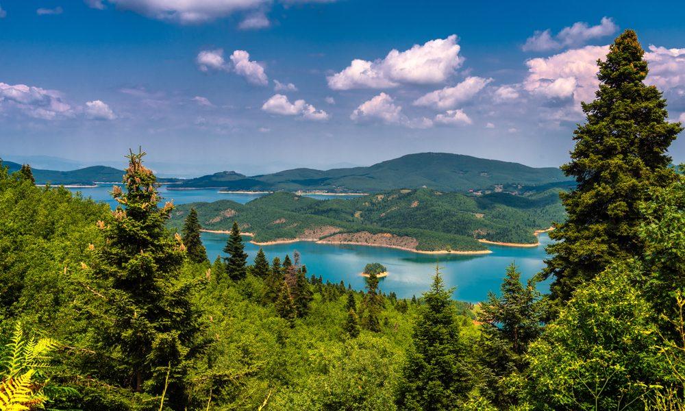 Lake Plastira