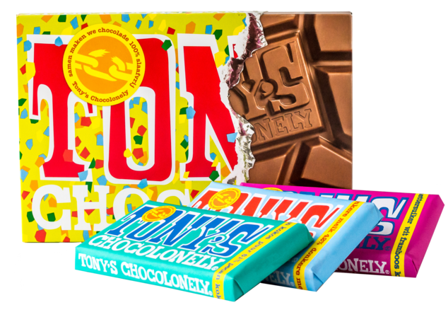 Tony Chocolonely Giftbox