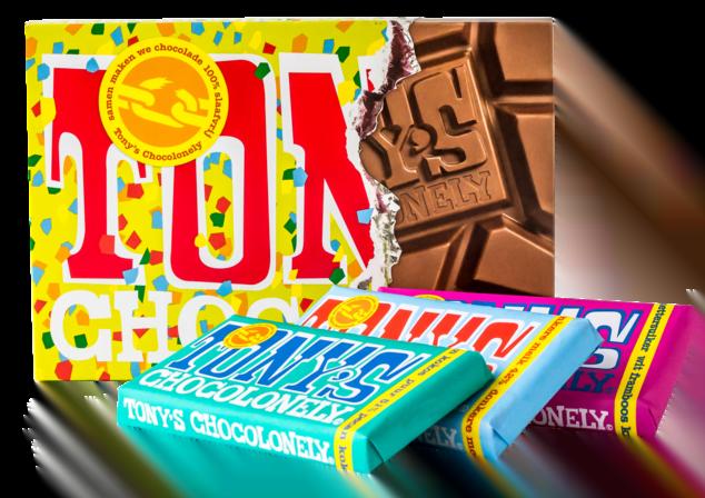 Tony Chocolonely Giftbox