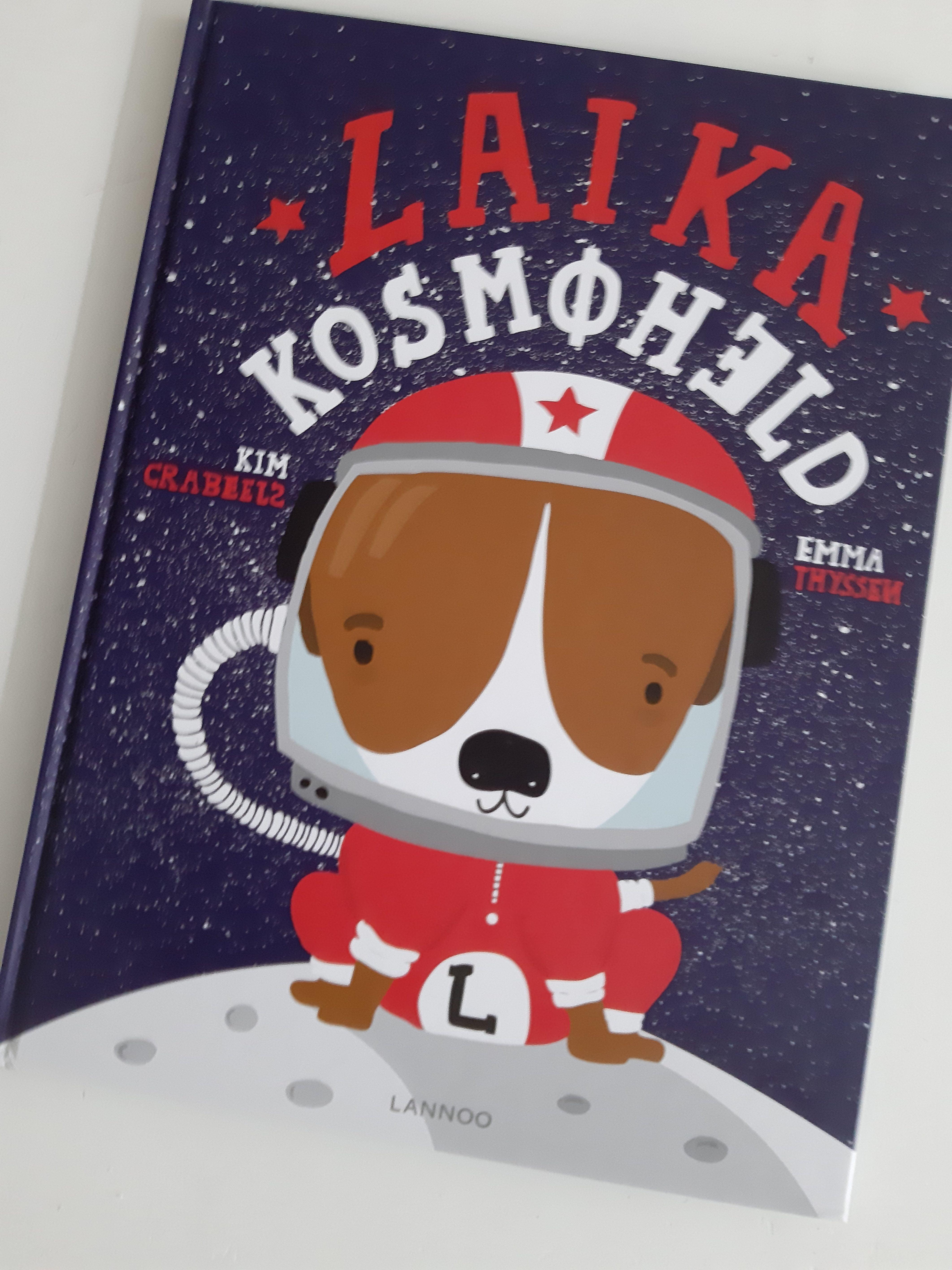 kinderboeken recensie moedersnu moedertjelief zulutions Laika